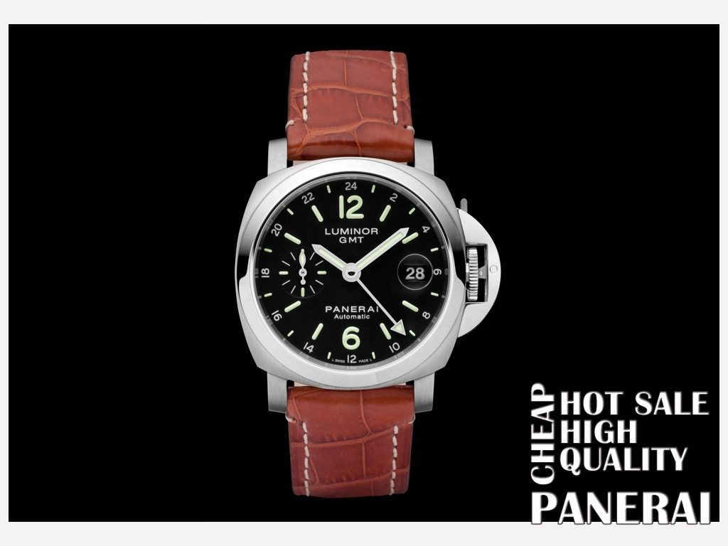 cheap panerai luminor gmt replica