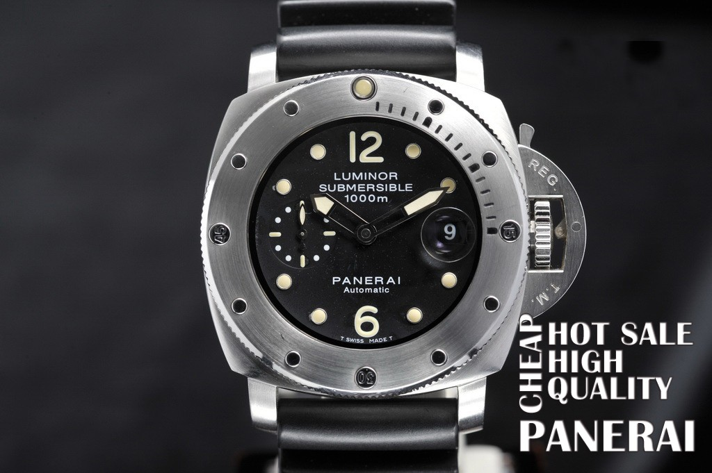 cheap panerai luminor submersible 1000m replica
