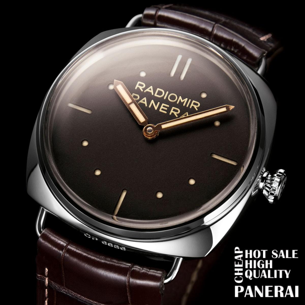 86d61b48ddd Best Available Panerai Radiomir Replica Watches Online