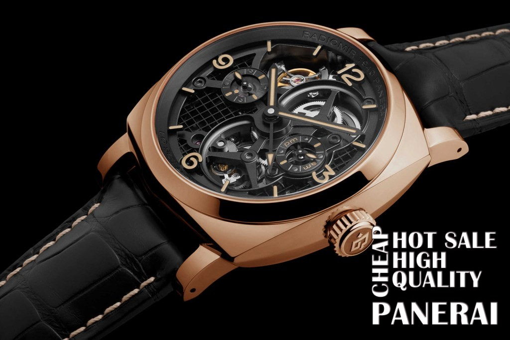 best panerai radiomir tourbillon replica